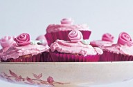Rosebud fairy cakes recipe