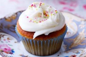 Vanilla fairy cakes recipe