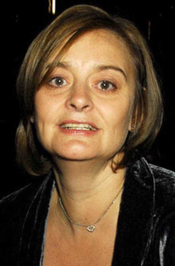 Cherie Blair, celebrity, no make-up,