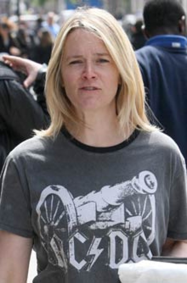 Edith Bowman, celebrity, no make-up,