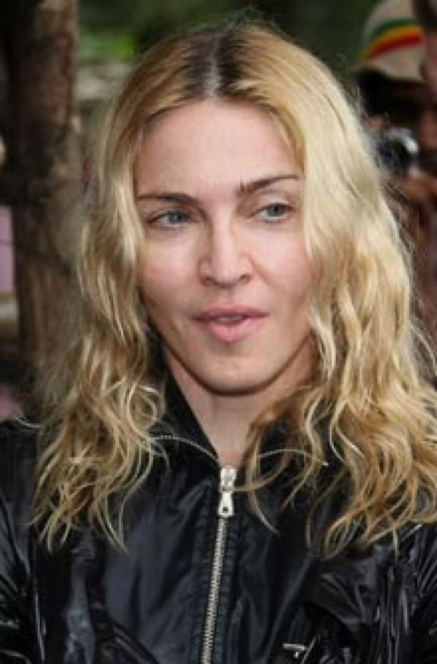 Madonna, celebrity, no make-up,