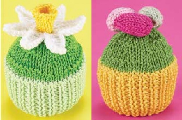 Free Easy Knitted Scarf Patterns : Womans Weeklys cupcake knitting pattern - goodtoknow