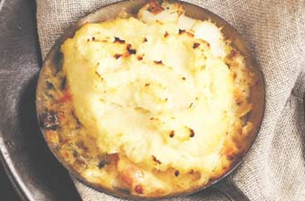 Sophie Dahl's fish pie recipe
