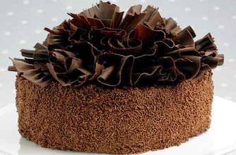 Chocolate Orange Mousse Cake Slimming World