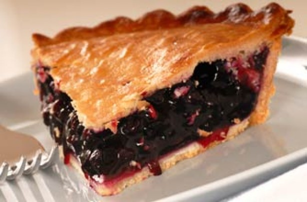 Blueberry pie recipe from the film 'It's Complicated'
