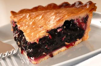 Blueberry pie recipe - goodtoknow