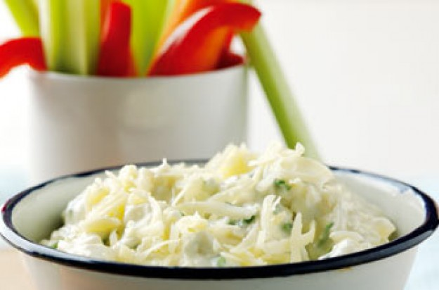 Cheese, chive and mayo dip recipe