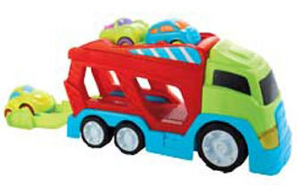 Toys For 4 5 Year Olds : Toys for year olds chad valley car transporter