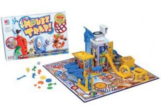 MB Games Mousetrap