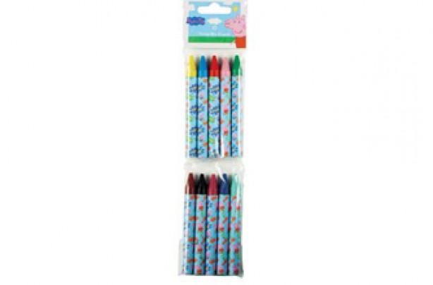 Peppa Pig Chunky Crayons