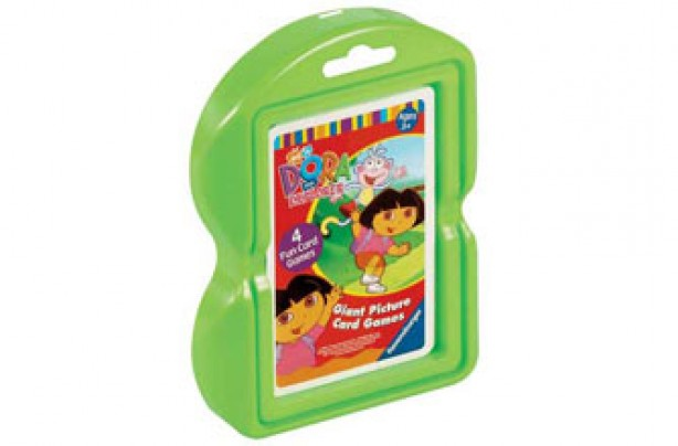 Dora the Explorer Picture Card Game
