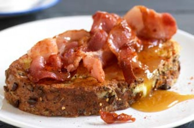 Harry Eastwood's french toast recipe