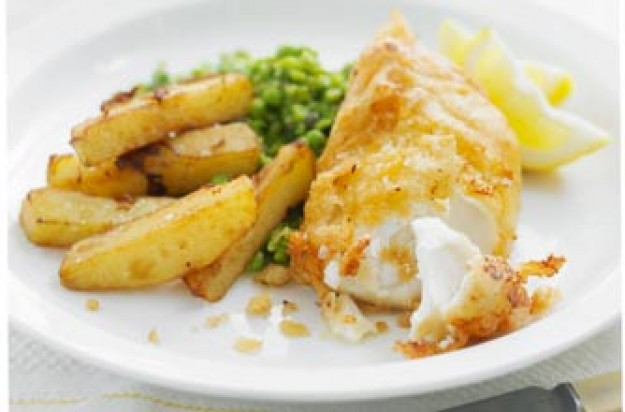 Essentials magazine, fish 'n' chips