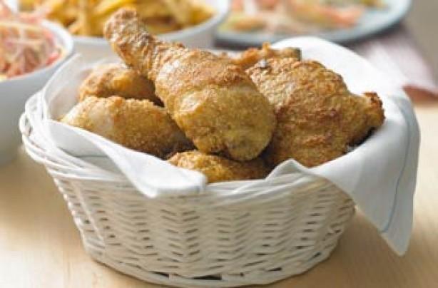 Essentials magazine, southern-fried chicken