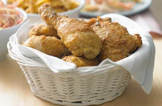 Southern-fried chicken recipe - goodtoknow