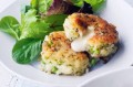 Essentials magazine, risotto cakes