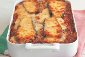 Beef and aubergine rigatoni bake :: Pasta recipes :: goodtoknow.co.uk