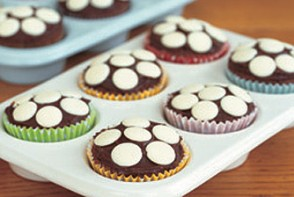 Chocolate heaven cupcakes :: Tana Ramsay recipes :: Cupcake recipes :: goodtoknow