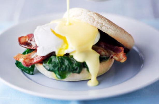 Essentials magazine, Hollandaise sauce