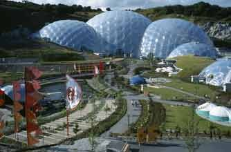 Days out: Eden project