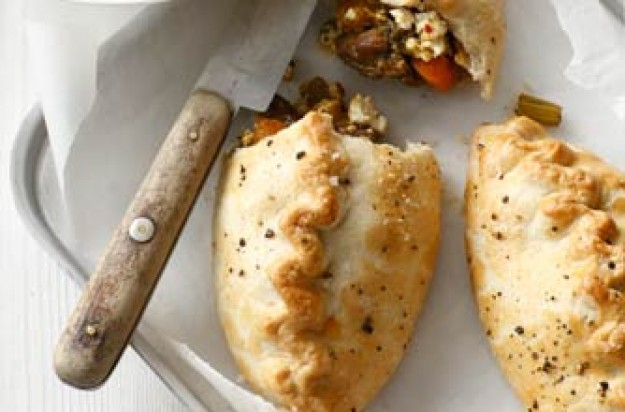 Essentials magazine, lamb pasty