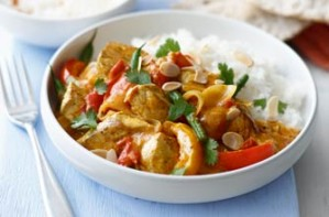 Essentials magazine, turkey curry