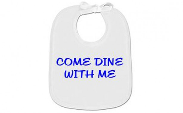 dine with me, baby clothes