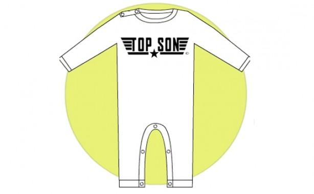top son, baby clothes
