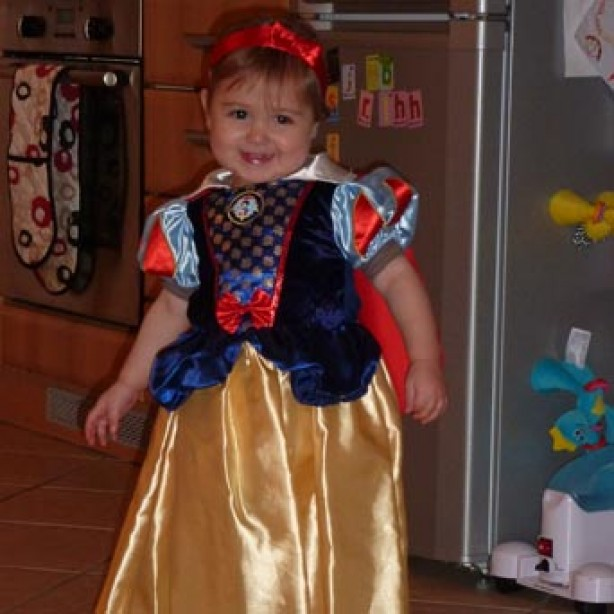 Your fancy dress pictures: Sourie Jayne