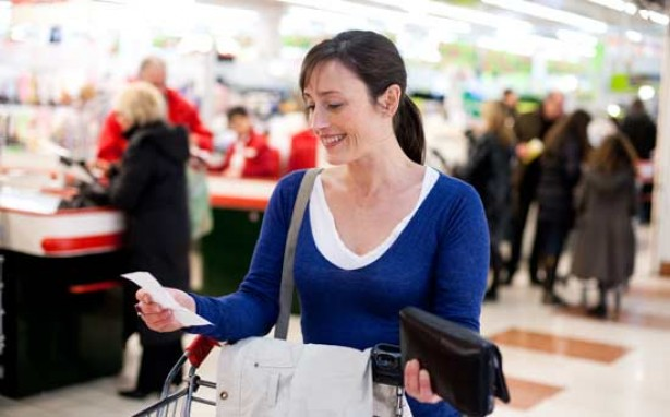 Money saving tips for mums: Shopping lists