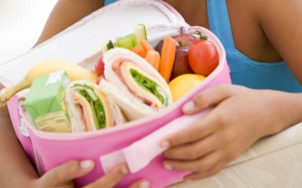Money-saving tips for mums: Packed lunches