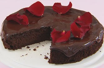 Eat Yourself Thin Chocolate Beetroot Cake