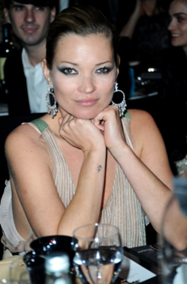 Kate Moss, celebrity tattoo, tattoo
