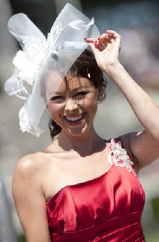 Royal Ascot: Lisa Scott Lee