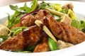 Seared chicken salad recipe