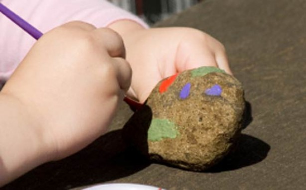 Gardening for kids: Make your own rockery