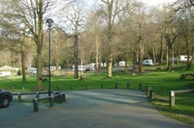 UK camping guide: Abbey wood, London