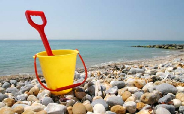 Money saving tips for mums: Head to the beach