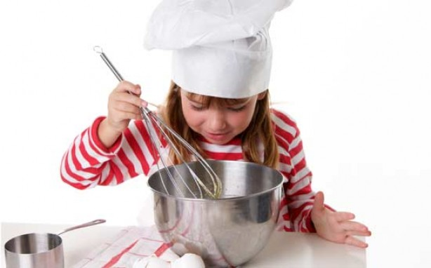 Money saving tips for mums: Get the kids to help you cook