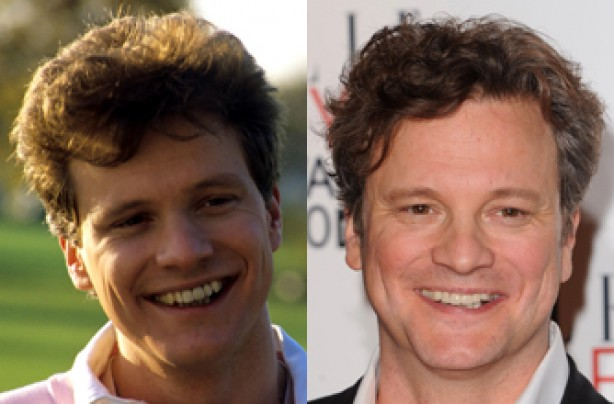 Colin Firth, teeth