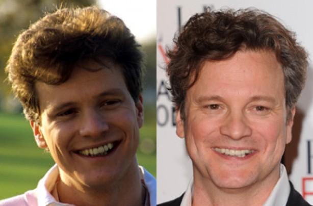 Colin Firth, teeth