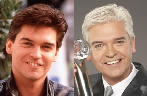 Philip Schofield, teeth