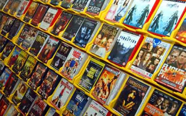 Money saving tips for mums: DVD exchange with neighbours