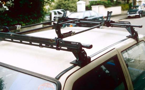 Money saving tips for mums: Take off unnecessary roof racks from your car