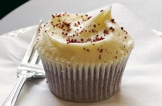The Hummingbird Bakery Red Velvet Cupcakes recipe