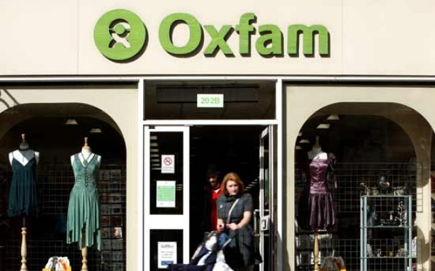 Money saving tips for mums: Buy from charity shops