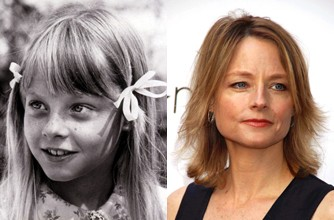 Celebs: Now and then - Jodie Foster - goodtoknow