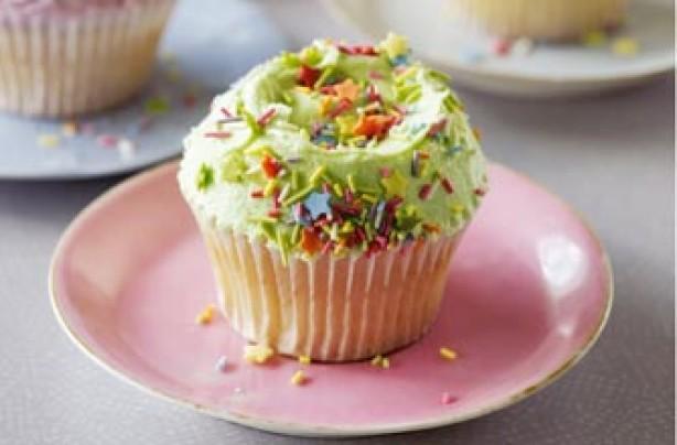 Hummingbird Bakery vanilla cupcakes recipe