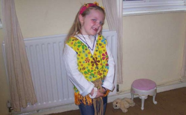 Your fancy dress pictures: Emily