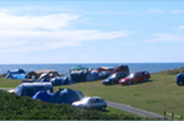 Gudie to UK camping: Shell Island campsite, Wales